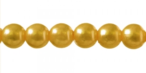 Kuldkollane ümar plasthelmes, BQ5 14mm