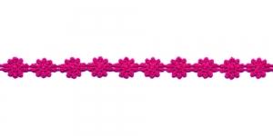 Lillepael laiusega 1,3cm / Värv Fuksiaroosa 762