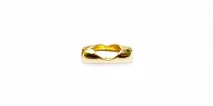 Kuulketi otsik kuldne, 7,5 x 3mm, EE59