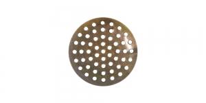 Ehtesõel Pronksivärvi, Bronze Circular Brooch Base, 25mm, EB38