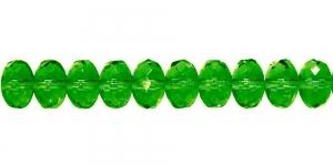 LN824 11x7mm Mururoheline lapik, ümar klaashelmes