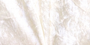 Veniv sametkangas (veluur), kreemjasvalge, MR1031-051