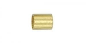 Kullatud pärlipidur,helmes, 2,5mm, JFCT4G-1Z