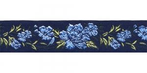 Must, Helesinise lillemustriga pael 32 mm, Art. 35096, V1