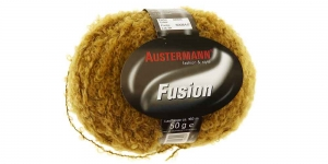 Poolvillane bukleelõng Fusion, Austermann, 08