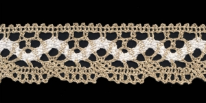 Cotton Crochet Lace 1822-N1, 4,5 cm