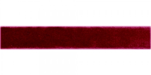 Sametpael laiusega 20mm Art.3273R, värv Nr.161 Veinipunane