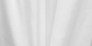 260cm, Säravvalge polüesterkangas Art. 1388-260-10