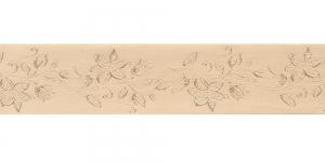 Jacquard satin ribbon, Art.38968, color No. Powder