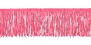 Lihtsad narmad pikkusega 10 cm, värv neoonroosa, 7