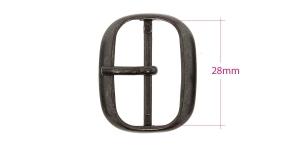 Металлическая пряжка 35x28 мм, для ремни шириной 28 Мм, PA576