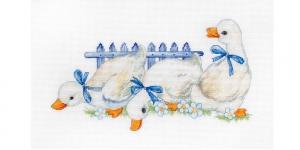 Наборы для вышивки крестом Luca-S, B1143