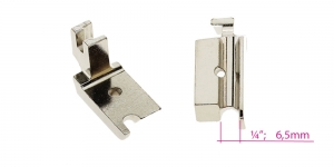 Paspuaalkandi tald, pärliketi tald, max. ¼` tolli ehk 6,5 mm paspuaalkandile, KL1117