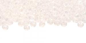 4mm-D-161 Värvitud, läbipaistvad, AB- kattega Magatama TOHO helmed , suurus: 4mm, värv: 161