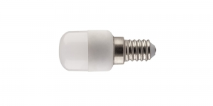 LED Bulb with standard socket E14 3W/220V 245lm 3000K 25x60 mm