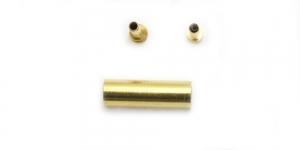 Kruvikinnis Kuldne, 13 x 4mm, EJ21
