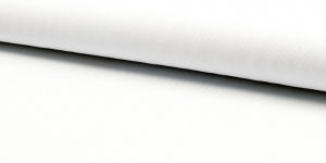 Tugevam puuvillane kangas (Canvas), 145cm, Art.RS0100-001, valge