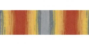 Diva Batik Design Yarn, Alize, Colour 5508