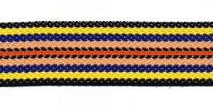 Kotirihma pael laiusega 5 cm Värv - Kollane, sinine, #4