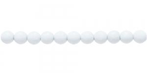 Pyöreä lasihelmi - Tsekki, Jablonex, 8mm, LN342B