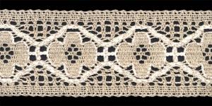 Cotton Crochet Lace 1109-L2, 8 cm
