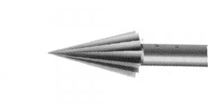 Koonusekujuline puuriotsak, 1 mm, TN8 010