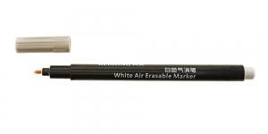 Valge isekaduva jäljega marker, 1 mm joonega, KL1205