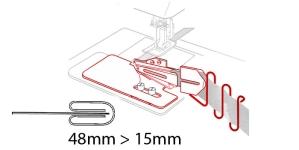 4-fold Binder 48 mm --> 15 mm, KL0449 PRO+