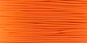 Elastic Cord Ø 1,2 mm / Colour no. 4301, Neon Orange