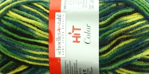 Acrylic Yarn Hit Color, Schoeller+Stahl / colour no. 102