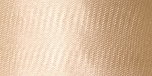 Kahepoolne luksuslik atlaspael laiusega 38mm / Art.3202 / Double Sided Satin Ribbon / värv nr.600 Helebeež