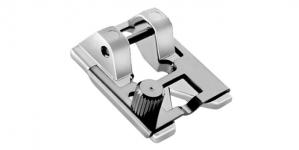 Nööri/litriketi/ehispaela õmblemise tald standardse kiirkinnitusega, D27