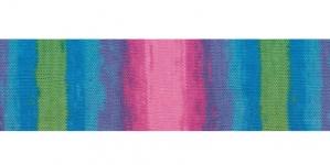 Diva Batik Design Yarn, Alize, Colour 4537