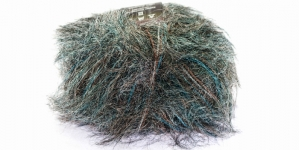 Õrn dekoratiivlõng Metropolis; Värv 04 (Türkiis, pruun, hall) / Metropolis Yarn; Colour 04 (Turquoise, Brown, Grey) / Austermann