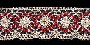 Cotton Crochet Lace 1823-N2, 7 cm