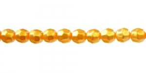 Kollakasoranž ümar tahuline plasthelmes, BN6 6mm