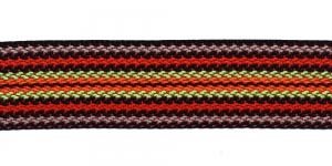 Kotirihma pael laiusega 5 cm Värv - Punane, roheline, #5