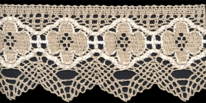 Cotton Crochet Lace 1108-L2, 9,5 cm
