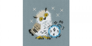 Cross-Stitch Kit: Awake, Riolis 1664