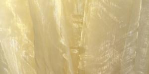 Kuldkollane organza laiusega 150cm Art.4130-7