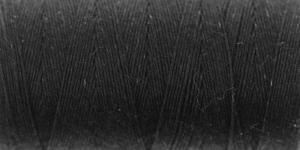 Linane niit 200 m, värv nr. 999, must