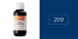 Siidivärv, batikavärv, kangavärv H`Dupont Classique, 125 ml,  OLD BLUE 209