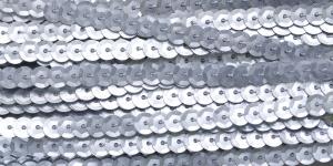 852 Matt hõbedane litrikett litrikett 7mm