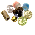 Cylinder Beads, Tubes