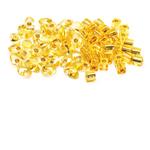 Goldenline Beads