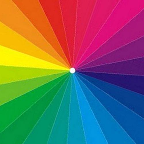 Värvilised