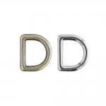 Dekoratiivne D- aas 24x20mm
