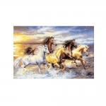 Tikkimiskomplekt Hobud päikeseloojangul Art.Premium 100/038 firmalt Riolis