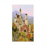 Tikkimiskomplekt Neuschwansteini loss Art.1520 firmalt Riolis
