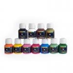 Katvad värvid kanga värvimiseks pintsli, tampooni jms abil / Fabric Paint Opaque, 50ml, Vielo